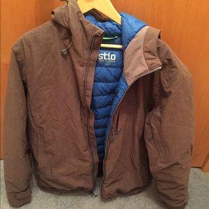 Men's Stio XL ski/ snowboard winter jacket